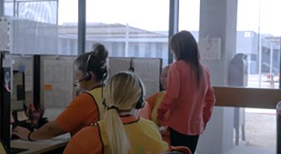 Labor Partnership call centers