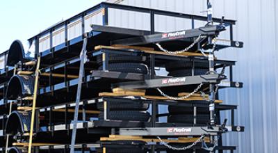 Labor Partnership trailer manufacturing