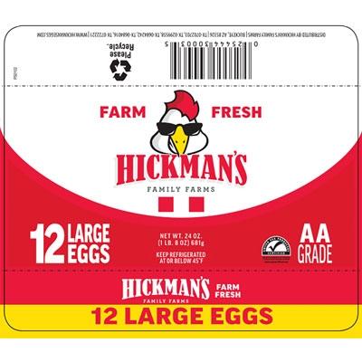 Hickmans Label