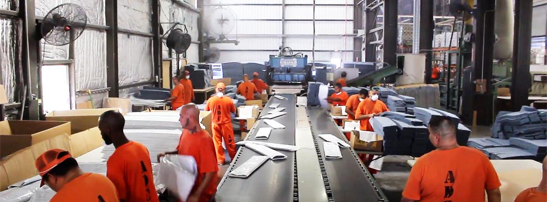 Labor Partnership: Manufacturing (Bonded Logic)